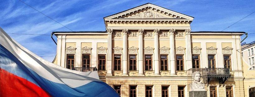 7 книг ко Дню России из коллекции Библиотеки-читальни им.А.С. Пушкина